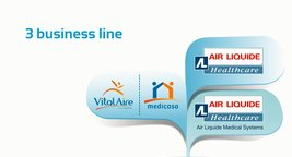 Air Liquide Healthcare in Italia